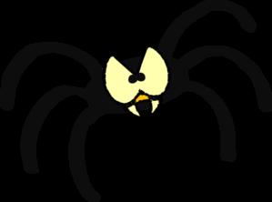 299x222 Mean Spider Clip Art