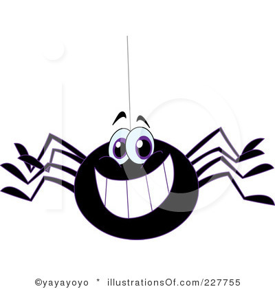 400x420 Spider Clipart Black And White Clipart Panda
