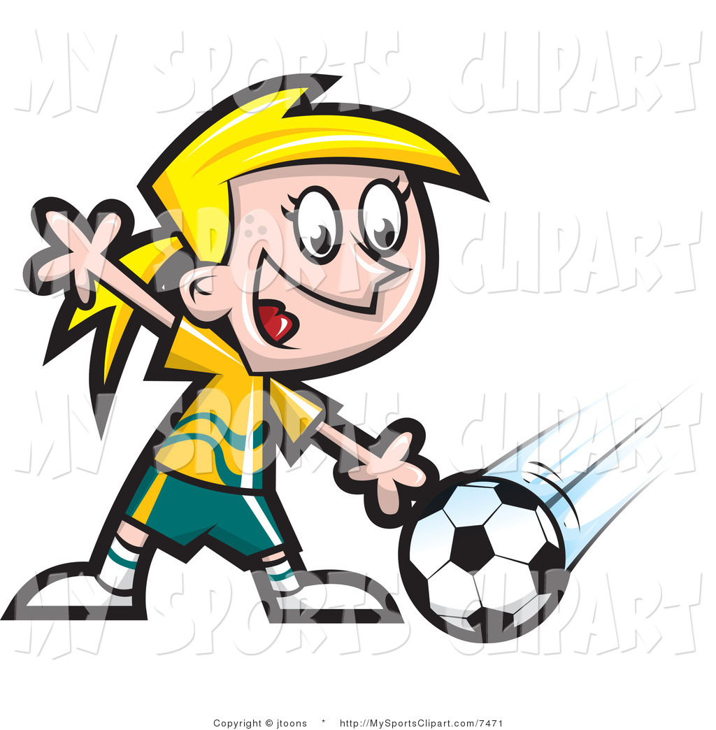 1024x1044 Free Sports Clipart Sports Clip Art Of A Soccer Player By Jtoons