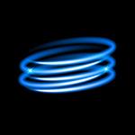 150x150 Neon Lights And Spotlight Royalty Free Vector Clip Art Image