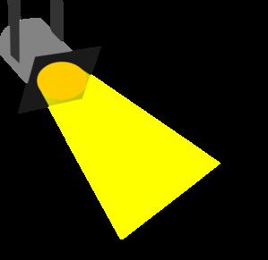 299x291 Spotlight Clip Art