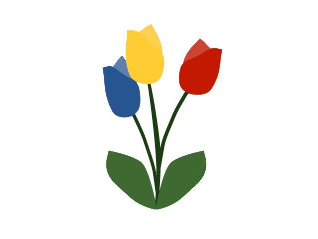 640x480 Best Tulip Clipart Ideas Tulip Tattoo, Bird