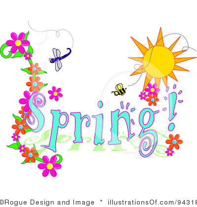 400x420 Free Clip Art For Spring Clipart