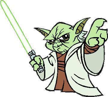 360x324 Image Of Clip Art Yoda
