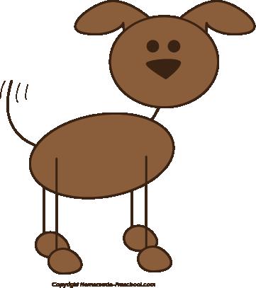 361x407 Free Animal Stick Figure Clipart
