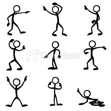 Free Stick Figures