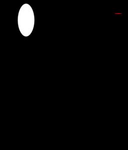 255x297 Stick Figure Man Clip Art