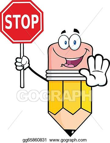 361x470 Stop Sign Clip Art