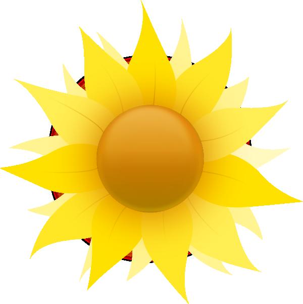 600x601 Free Sunflower Clipart Public Domain Flower Clip Art Images And 3