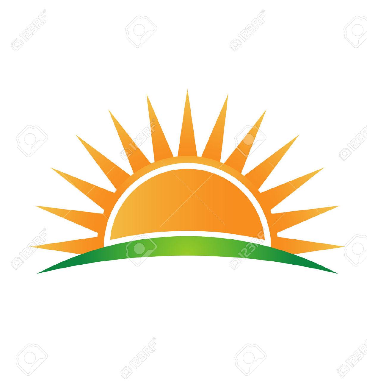 1234x1300 Clip Art Sunrise Clipart