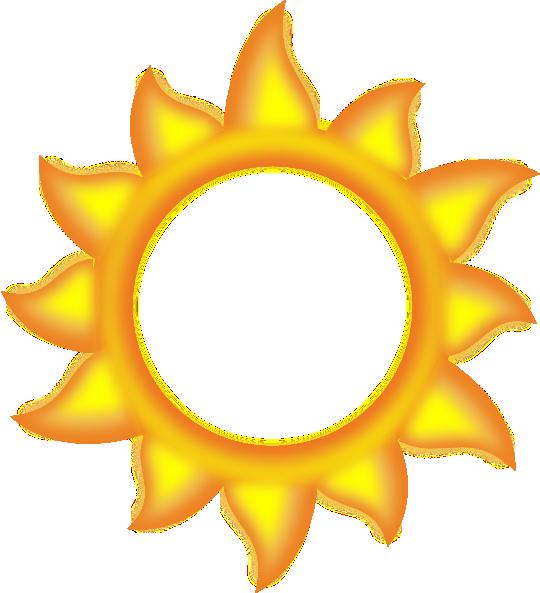 Free Sunshine Clipart