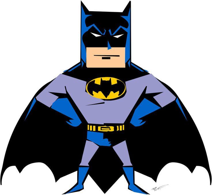 Free Superhero Clipart Graphics