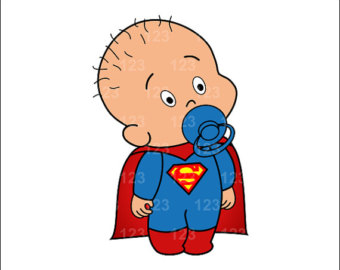 340x270 Superman Clipart Baby Superman
