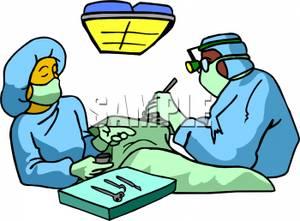 300x221 Surgical Nurse Clipart