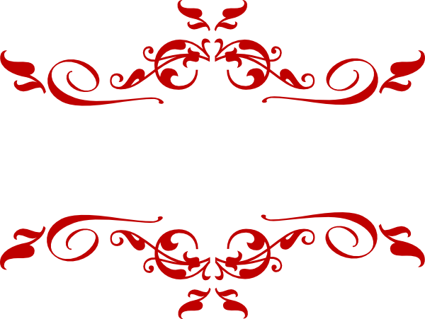 600x451 Clipart Swirl Swirl Red Clip Art