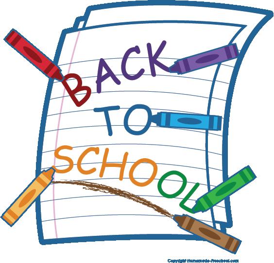 564x542 School Clipart