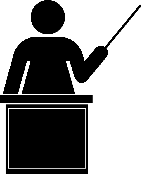 510x596 Teacher Clip Art Vector Clip Art Free Image 3