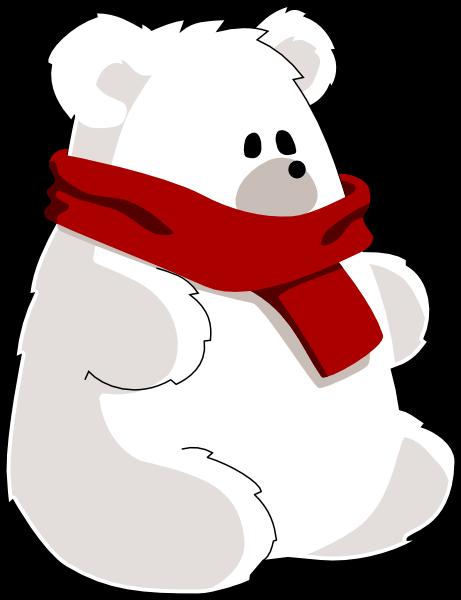461x600 Bear Cliparts White 178643