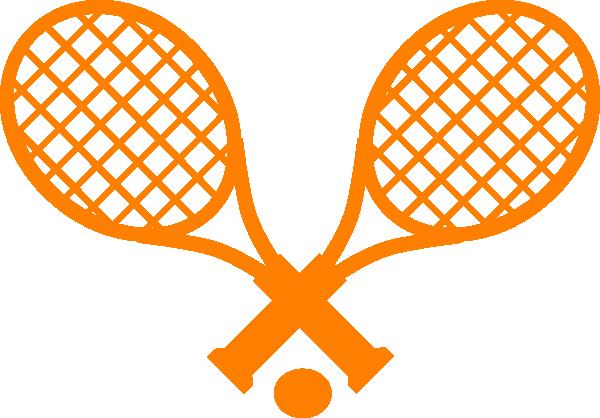 600x418 Tennis Racket Clip Art