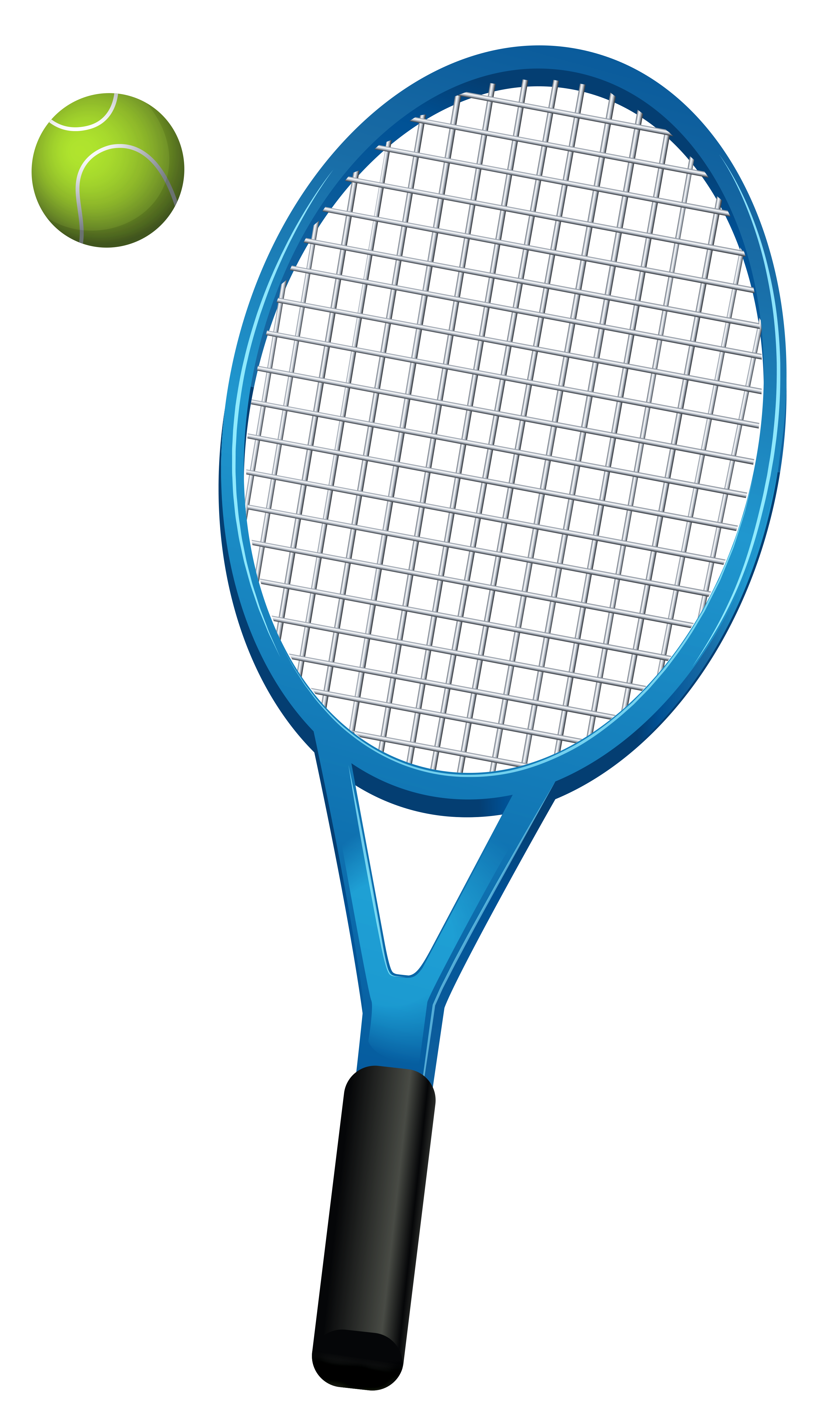 3116x5290 Tennis Racket Png Vector Clipartu200b Gallery Yopriceville