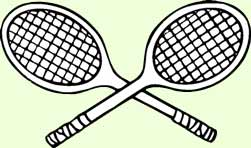 251x148 Tennis Racket Free Sports Tennis Clipart Clip Art Pictures