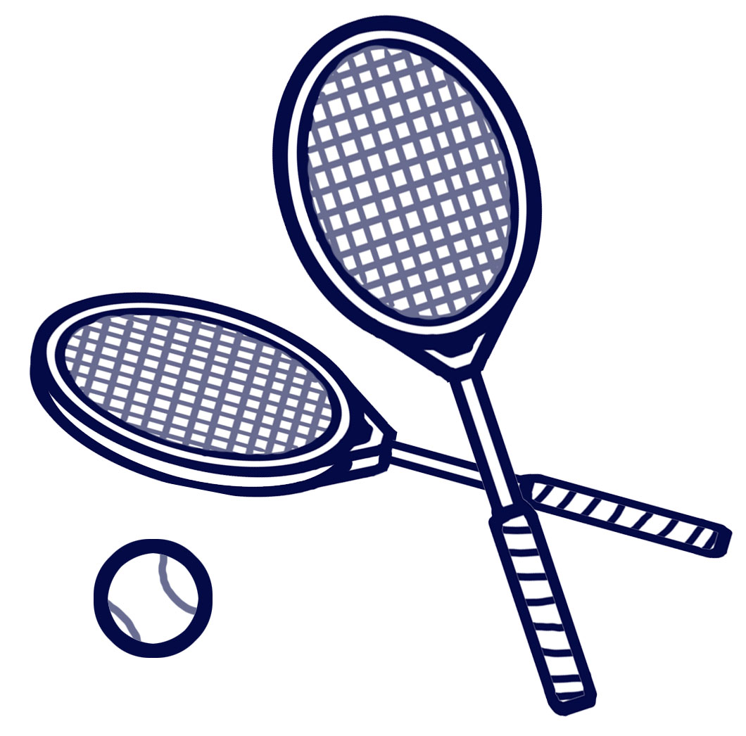 1060x1046 Free Tennis Clipart Pictures