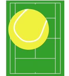 234x257 Free Tennis Clip Art Clipartcow