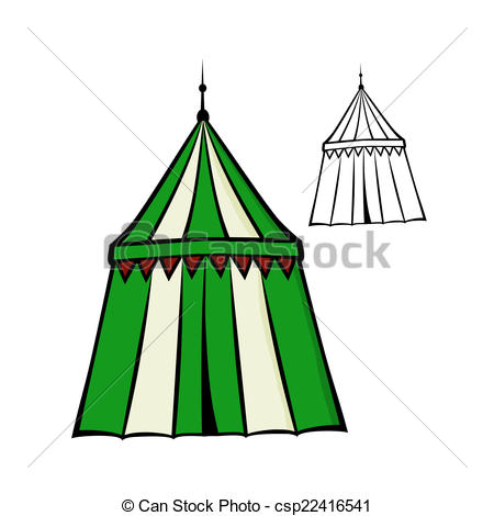 450x470 Tent Clipart Medieval