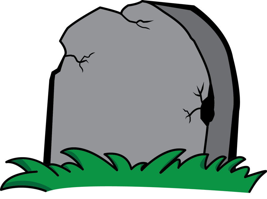 900x671 Free Tombstone Clipart