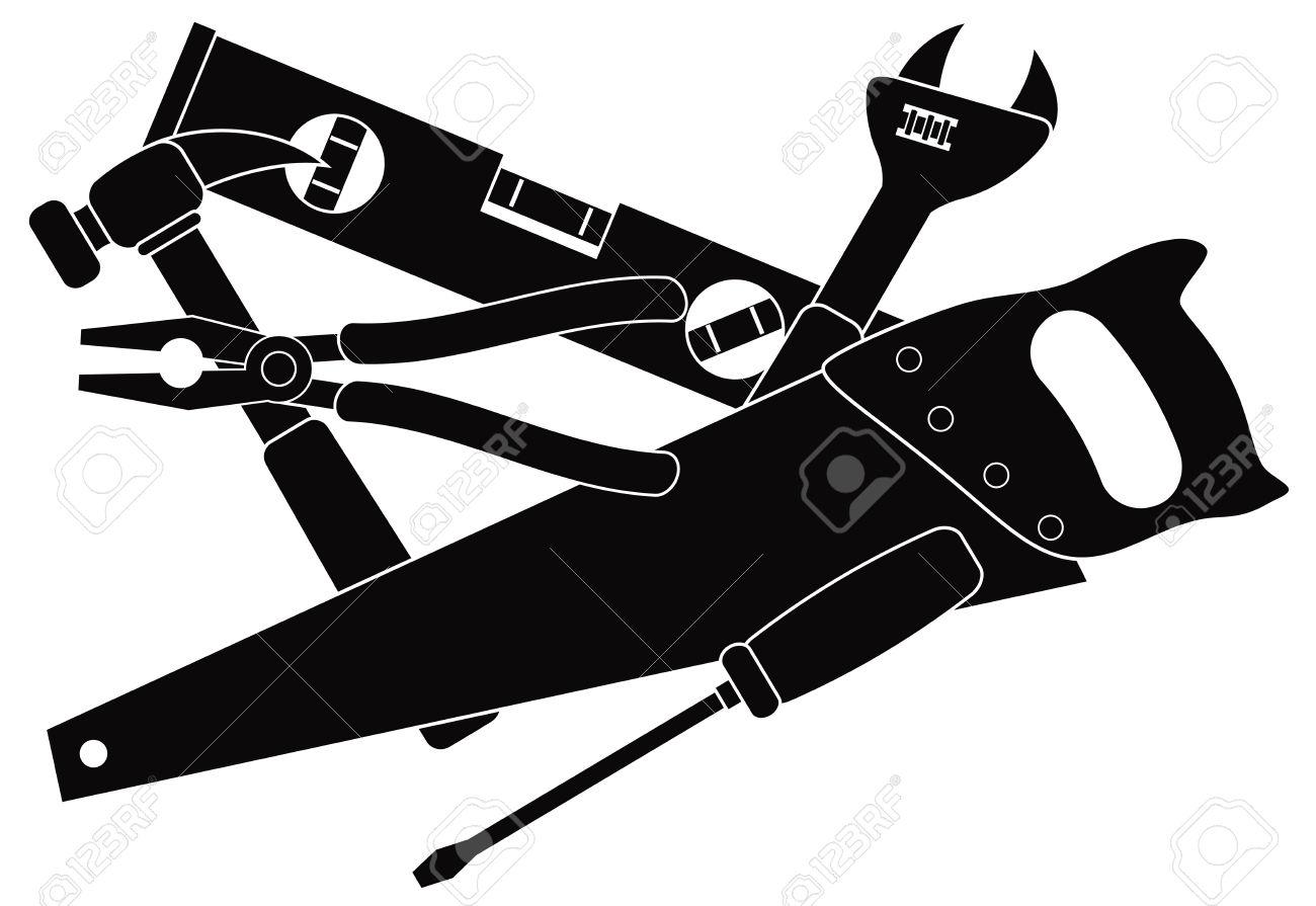 1300x895 Nails Clipart Carpenter Tool