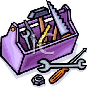 297x300 Tool Kit Clip Art