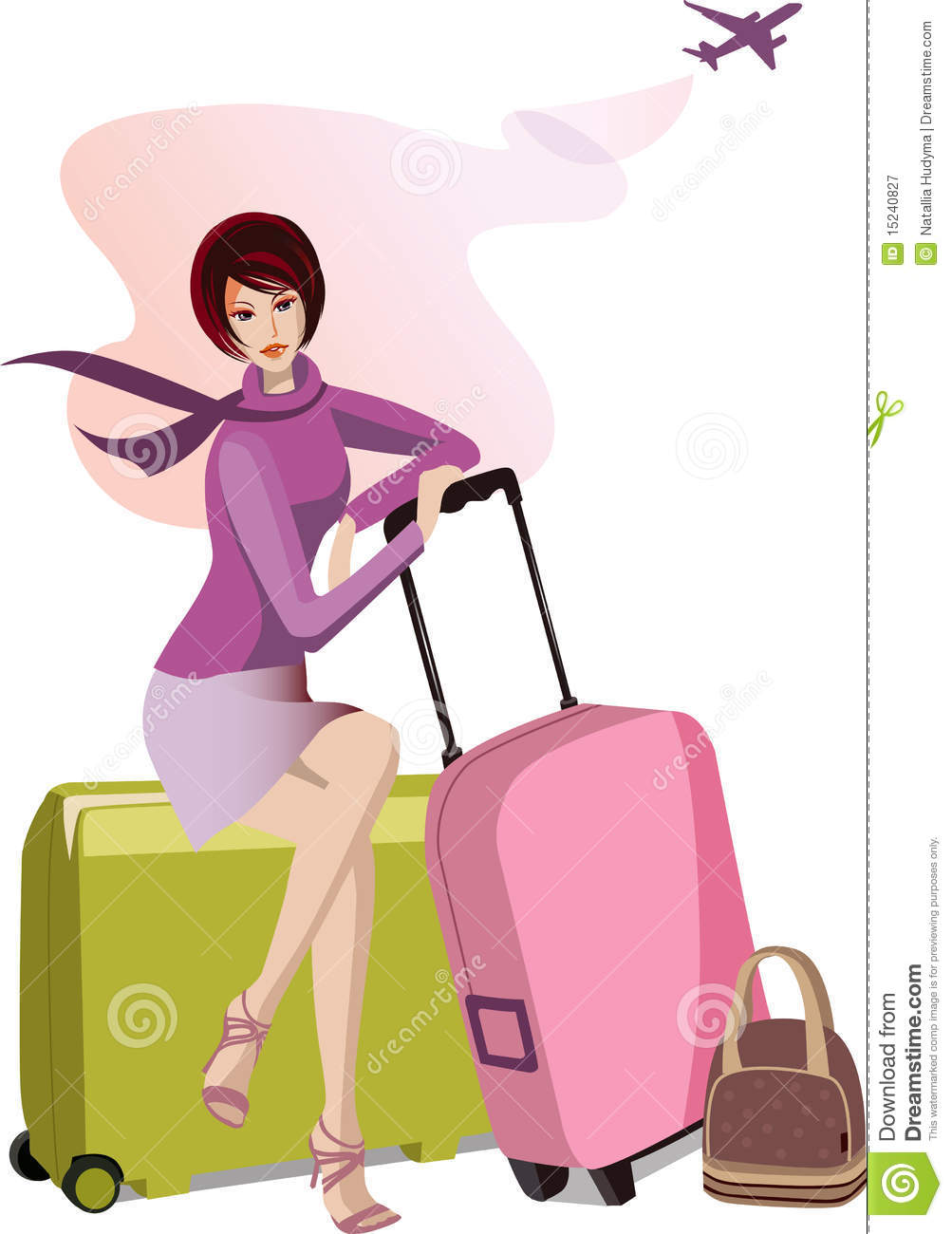 1003x1300 Travel Clipart Images