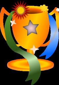 207x296 Trophy Clip Art