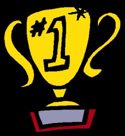 250x272 Clip Art Of A 1st Place Trophy Clipart Panda