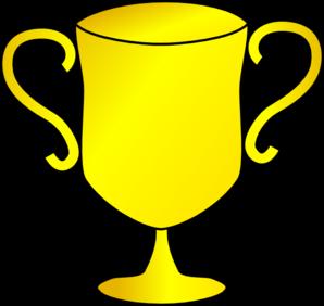 298x282 Trophy Plain Clip Art