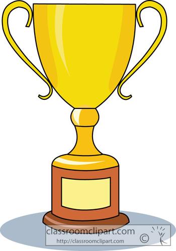 350x500 Trophy Clip Art Free Clipart Images 6