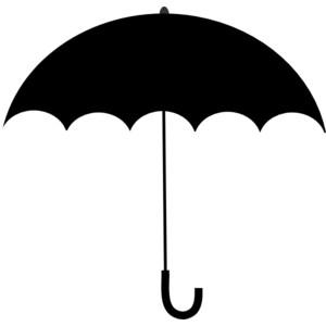 300x300 Shadow Clipart Umbrella