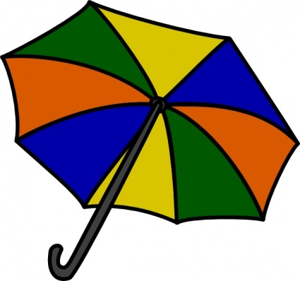 425x398 Umbrella Clip Art Free Download Clipart Panda