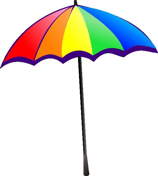 534x596 Umbrella Clip Art Free Download Clipart Images 6