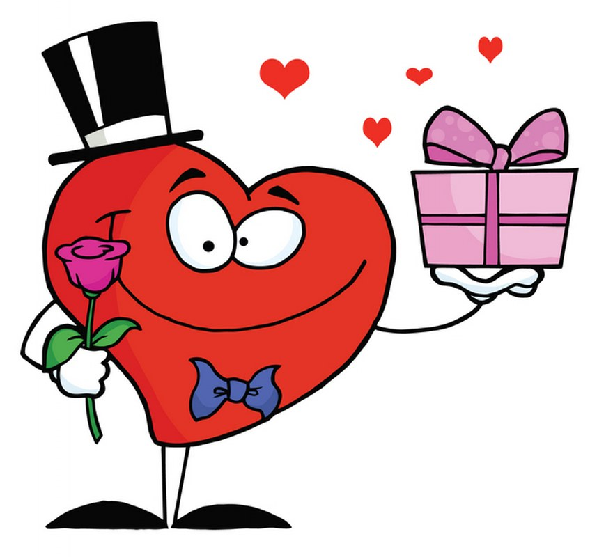 847x800 Valentine Hearts Clipart, Red Hearts Clip Art
