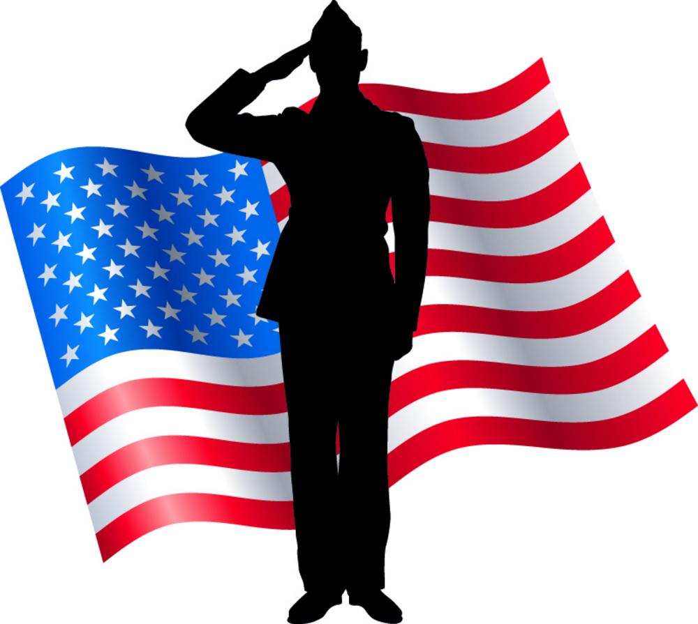 1000x895 Veterans Clipart