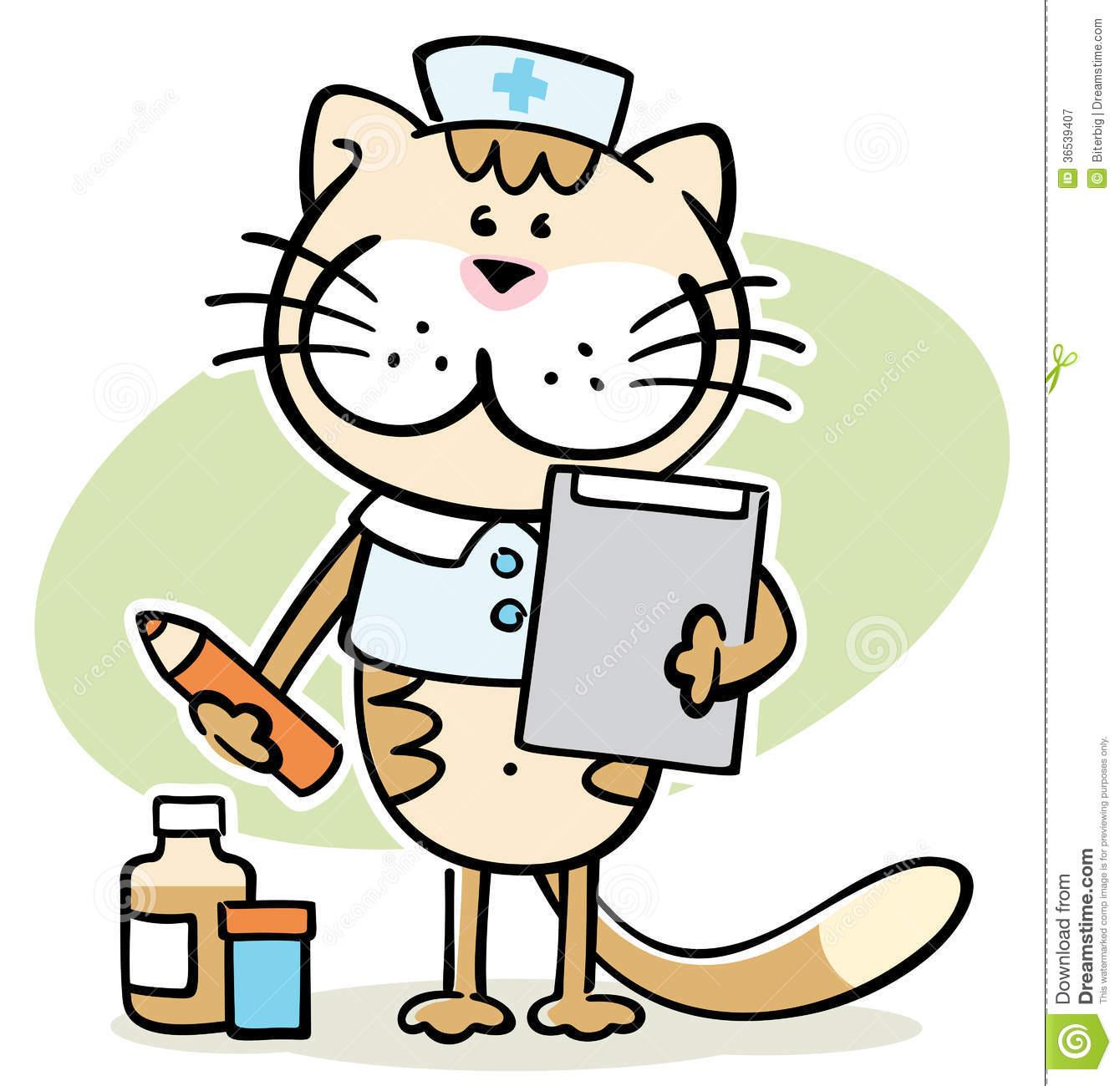 1340x1300 Feline Clipart Veterinarian