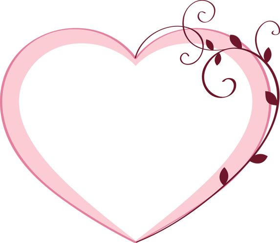 Free Vintage Heart Clipart