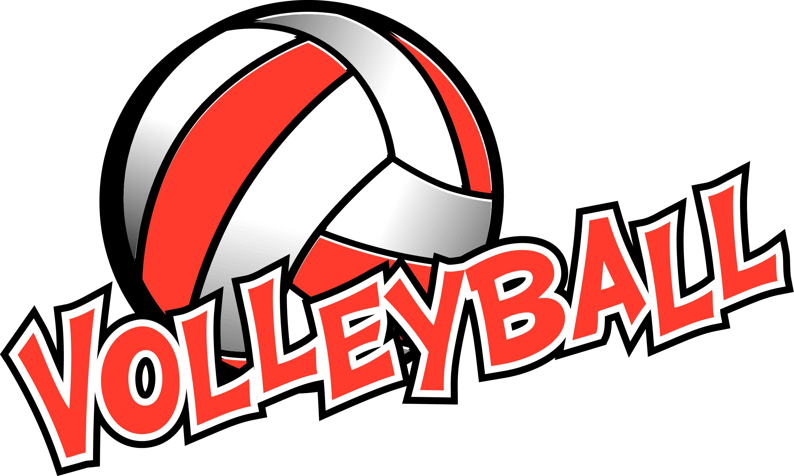 3300x1979 Volleyball Clip Art