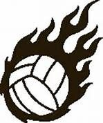 149x178 Free Clip Art Volleyball Word Free Volleyball Balls Clipart