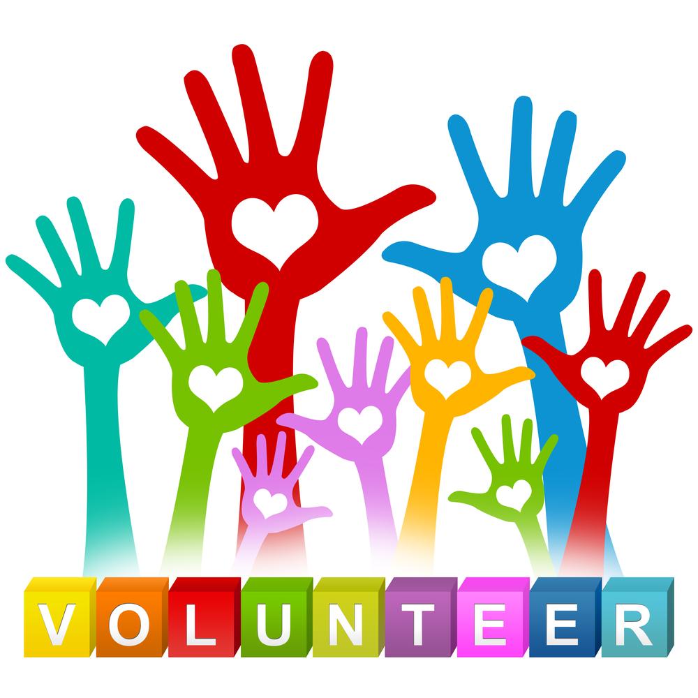 1000x1000 Volunteers Needed Clipart