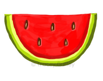 340x270 Watermelon clip art border free clipart images 3