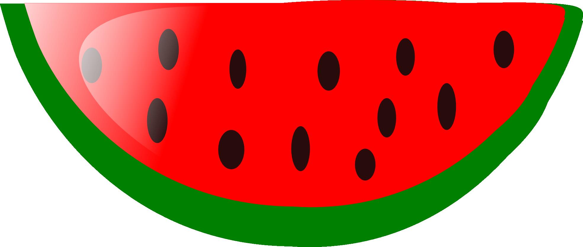 1969x835 Watermelon clip art free clipart images 2