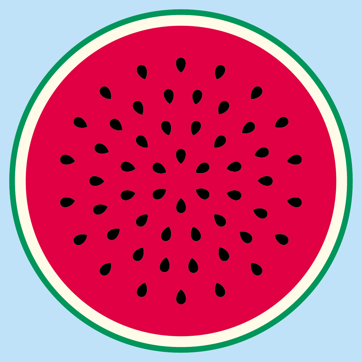 1200x1200 Watermelon Clipart Black And White Free