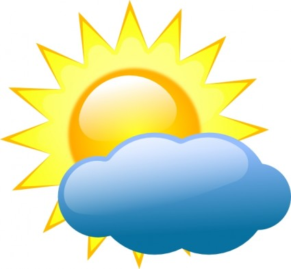 425x393 Top 95 Weather Clip Art